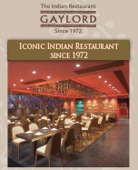 Gaylord Shortened Menu