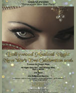 Bollywood Musical Night New Year's Eve Celebration 2016