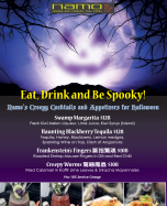 Eat, Drink and Be Spooky!