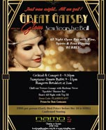 GREAT GATSBY Glam New Years Eve Ball